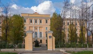 Дистанционного обучения в центр подготовки церковных специалистов при Санкт-Петербургской Духовной Академии