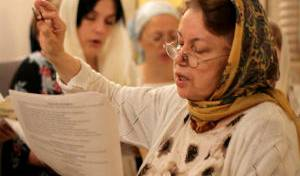Любителям церковного пения. 17 апреля в 12:00 В Субботу Акафиста!