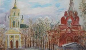 Ильинская художественная выставка