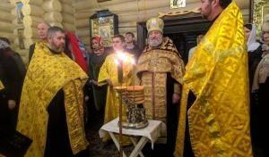 День Святителя Николая Чудотворца. Свято-Никольский храм.