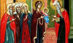 1/14 января — Праздник Обрезания Господня