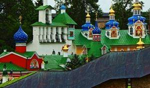 Паломническая поездка в Псково–Печерский монастырь