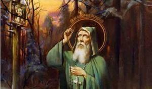 Чтимый образ святого Серафима Вырицкого приезжает в Санкт-Петербург