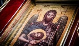 Молебен у мощей св.Иоанна Крестителя  с 09 по 18 марта