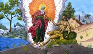 О человеческой природе: от ветхого Адама к обновленному человеку. 15 Октября 19:00