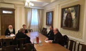 Собрание Выборгского благочиния 20.03.2020 г.