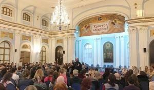 Премьера духовной оперы состоялась в Петербурге