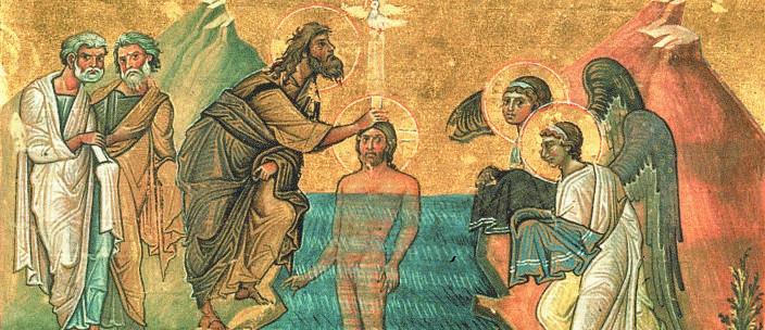Крещение (Богоявление) Господне. Коротко о празднике