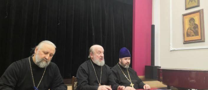 Собрание Выборгского Благочиния