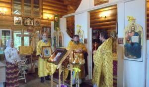 Равноапостольного князя Владимира. Храм-часовня святителя Николая Чудотворца