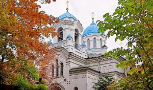 140 лет исполнилось Спасо-Парголовскому храму