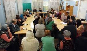 Фотоотчет о встрече с архимандритом Ианнуарием (Ивлиевым) + видео