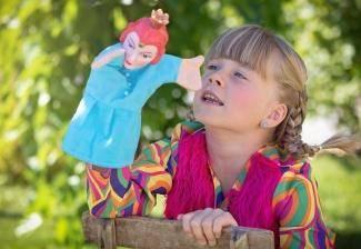 5 театральных игр, в которые можно играть с детьми в семье