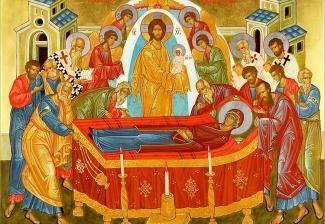 Успение Пресвятой Богородицы: Коротко о празднике + материалы для распечатки