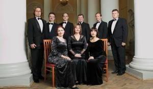 В Санкт-Петербурге состоялся концерт ансамбля «Артос» + видео