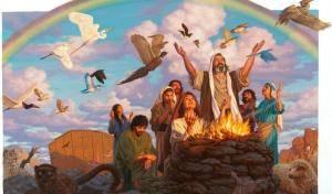 Беседа-диспут. 5 октября 16:00-17:30 «Завет с Богом –  как это касается каждого из нас».