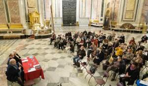 Прошла конференция, посвященная святому Александру Невскому