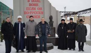 Посещение Колпинской воспитательной колонии директором ЦДКиО иереем Константином Морозовым