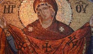 14 октября 2021: Покров Пресвятой Богородицы