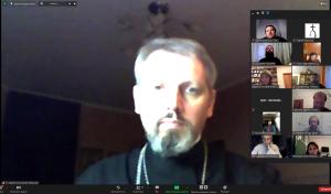 Состоялось заседание Епархиальной Коллегии по религиозному образованию и катехизации Санкт-Петербургской епархии
