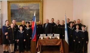 Урок памяти. Молодёжная Морская Флотилия выступила организатором урока памяти.