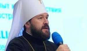 Митрополит Иларион. Лекция «Православная икона» (видео)