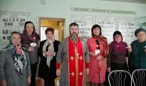 Освящение ДДТ «Союз»
