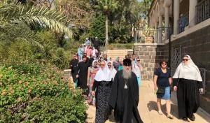 Петербургские паломники побывали в северной части Галилеи