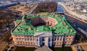 В залах Михайловского (Инженерного) замка открылась выставка из цикла «Сага о Романовых»