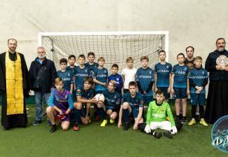 Детский футбольный турнир прошел в Выборгском округе