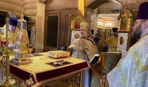 Память петербургских святых почтили в Левашове